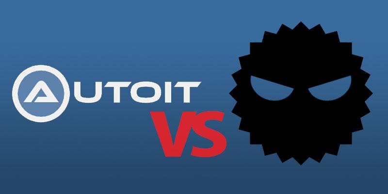 AutoItとマルウェア